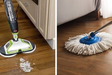 How Often Should You Mop Wood Floors | Heavy to Light Traffic
