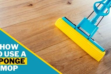 How to Use a Sponge Mop | Step by Step Guidelines