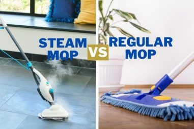 Steam Mop Vs Regular Mop | Who Will Win The Battle & Why