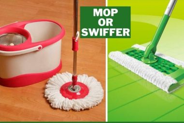Is It Better to Use a Mop or Swiffer | Find Out the Truth